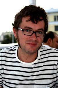 Nathan profesor de inglés
